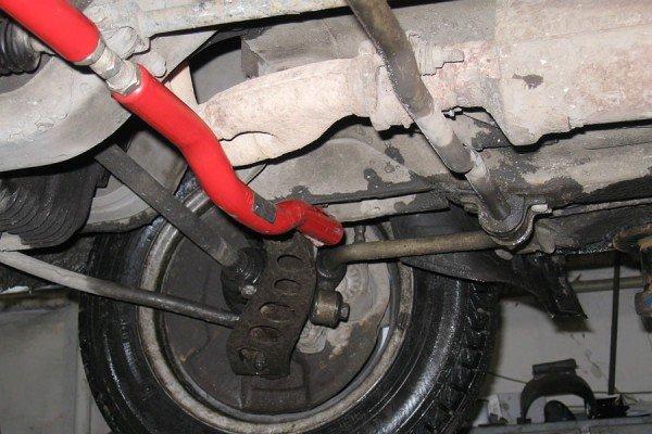 Стабилизатор задней балки ВАЗ 2109