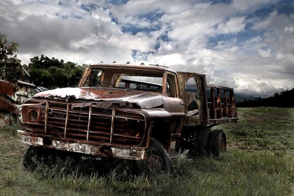 Старый автомобиль утилизация