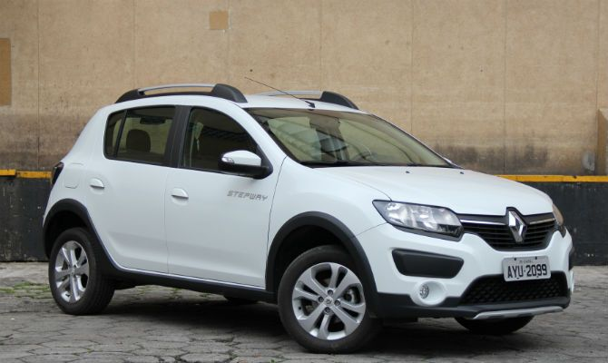 Цена Renault Sandero Stepway