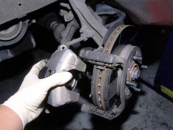 ремкомплект тормозного суппорта