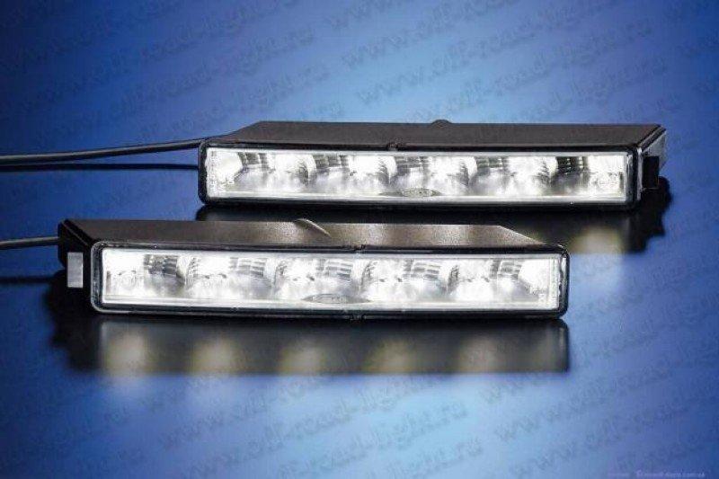 Готовые светодиодные лампы дневного света