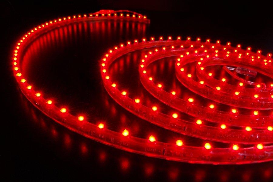 Светодиоды в заднюю оптику