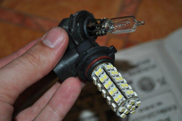 Светодиодная лампа ДХО
