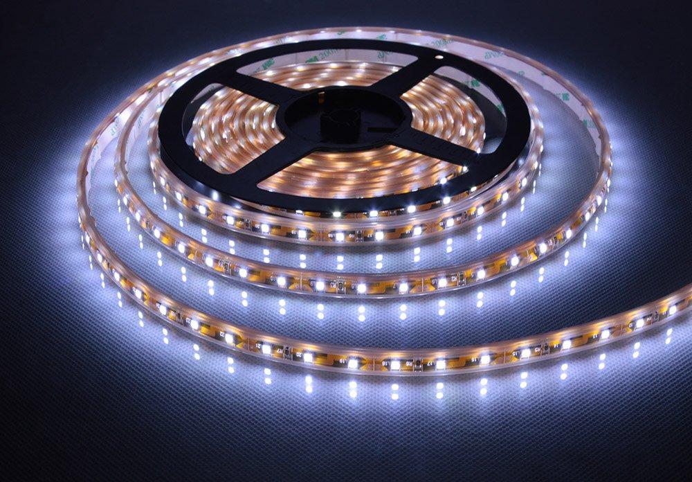 Светодиодная лента для освещения салона авто