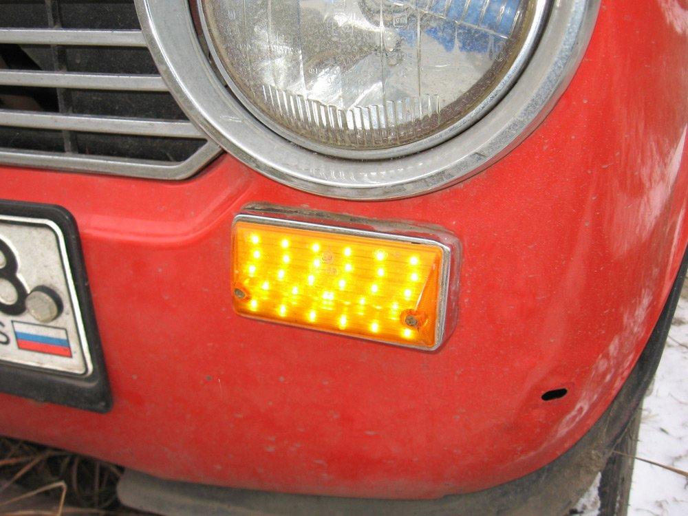 Изготовить светодиодные поворотники своими руками сможет каждый, нужно только захотеть