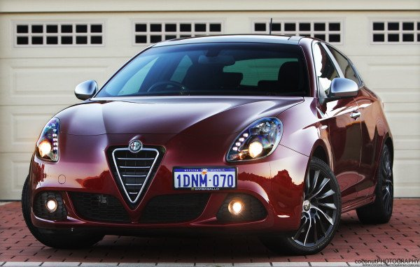 тест драйв Alfa Romeo Giulietta