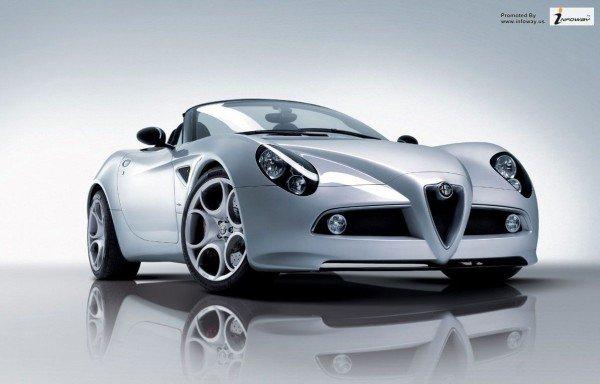 тест драйв Alfa Romeo Spider