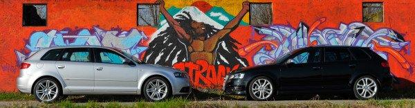 тест драйв Audi A3 Sportback