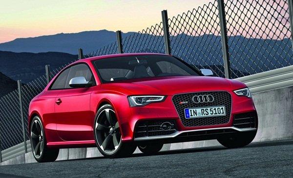 тест драйв Audi RS5