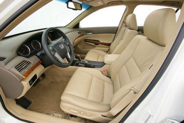 обзор Honda Accord