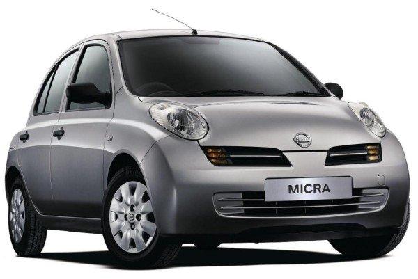 тест драйв Nissan Micra
