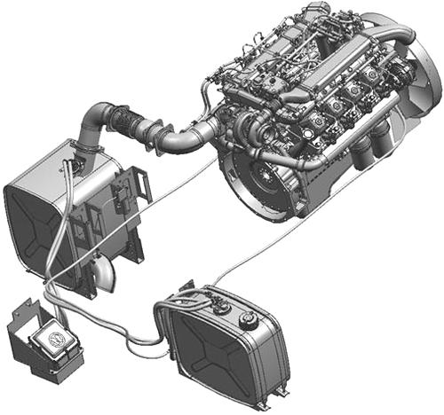 Система подачи топлива – одна из наиболее важных систем автомобиля