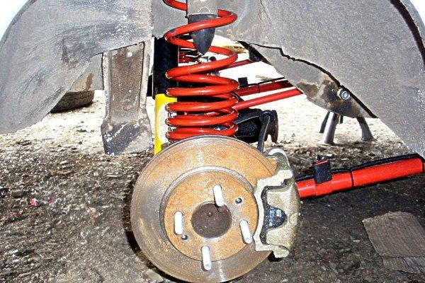 Ремонт ВАЗ 2110 своими руками – от двигателя до подвески