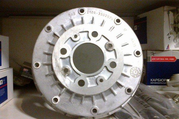 Тормозной барабан ВАЗ фото