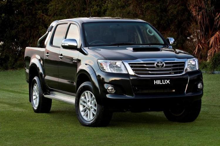 Комплектации Toyota Hilux 2020-2021 модельного года