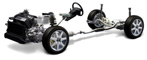 Трансмиссия обеспечивает способность автомобиля к движению