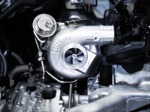 Турбонаддув позволяет увеличить мощность двигателя