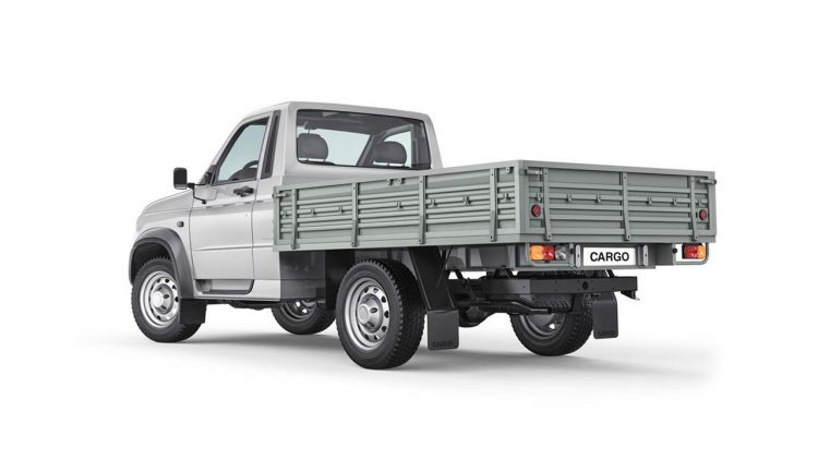 Комплектации и цены УАЗ Карго в новом кузове