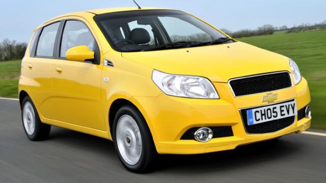 Chevrolet Aveo 2020-2021