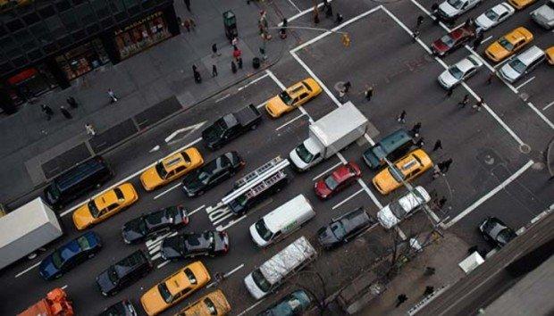 Пробки в США