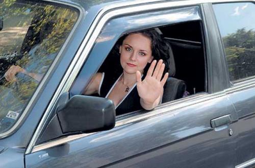 Условные жесты водителей неотъемлемый атрибут современной жизни