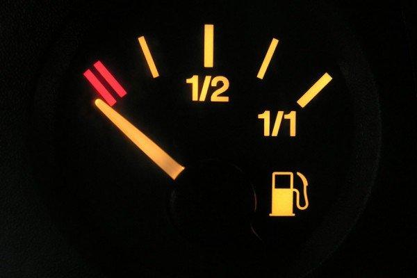 Увеличение расхода топлива