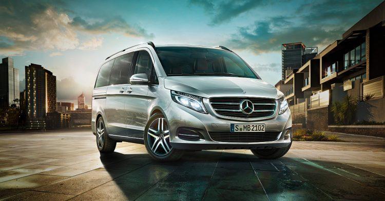 Mercedes-Benz V-Класс (Мерседес-Бенц V-класс)
