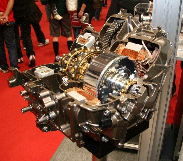 АКПП вариатор CVT коробка передач