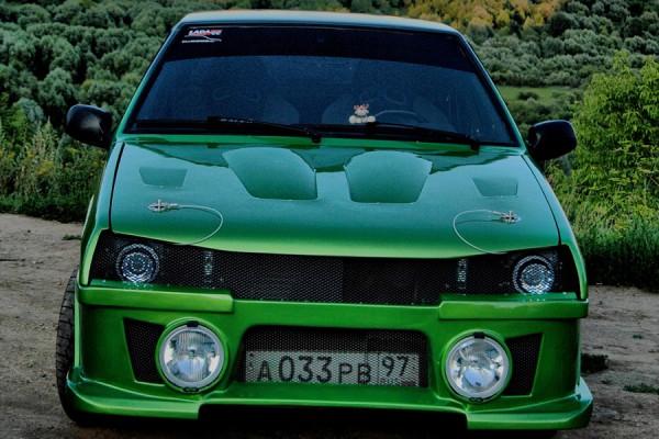 Тюнинг ВАЗ 2109 фото