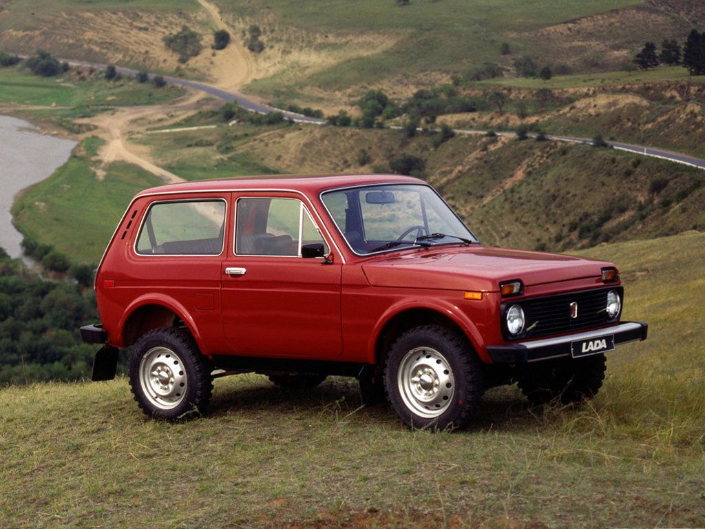ВАЗ 2121 - легендарный полноприводной автомобиль
