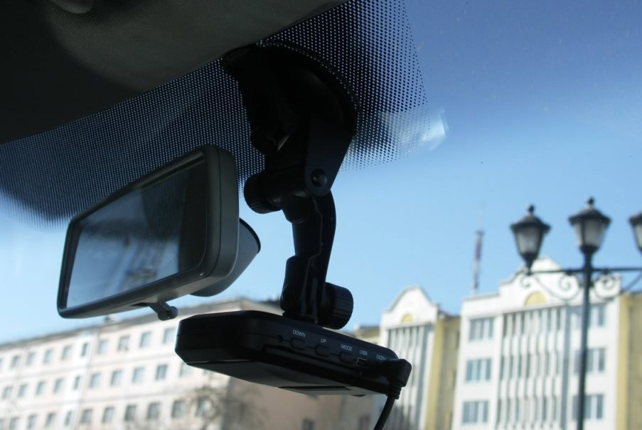 Видеорегистратор в вашем автомобиле
