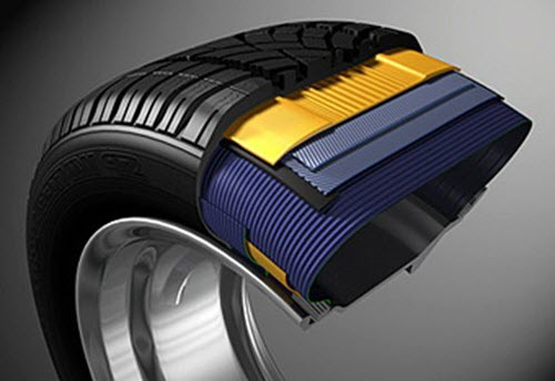 Многослойное внутреннее устройство шины