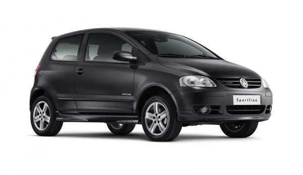 Volkswagen Fox - первое место по версии ADAC