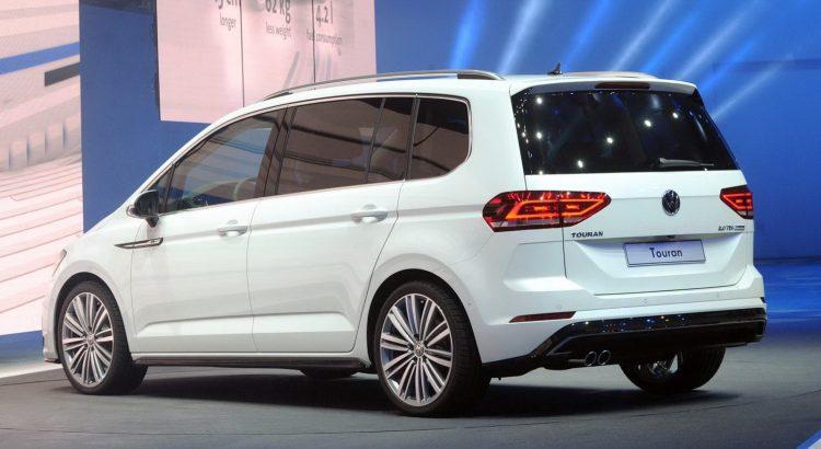 Volkswagen Touran (Фольксваген Туран) Минивэн