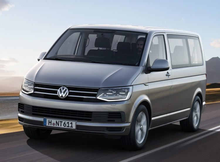 Volkswagen Caravelle (Фольксваген Каравелла) Микроавтобус