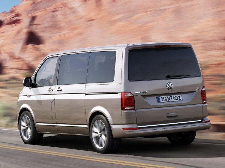 Volkswagen Multivan (Фольксваген Мультивен) Минивэн