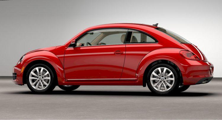 Volkswagen Beetle (Фольксваген Жук) Хэтчбек