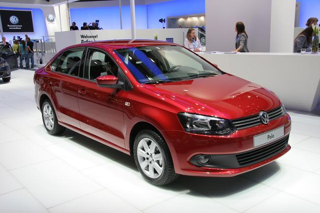 VW Polo - также попал в рейтинг автомобилей по выгоде покупки