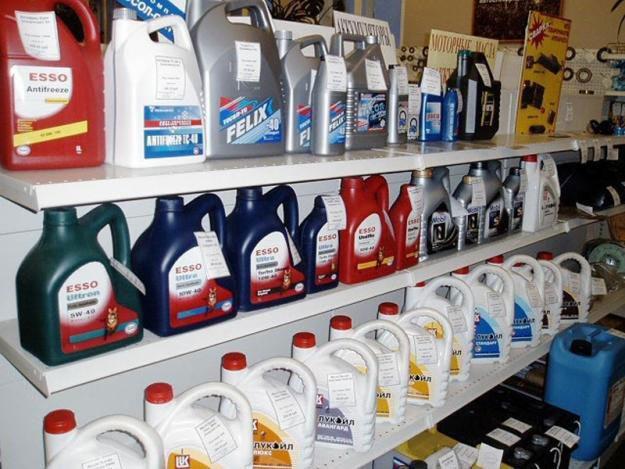 Чтобы выбрать масло нужно знать его основные характеристики