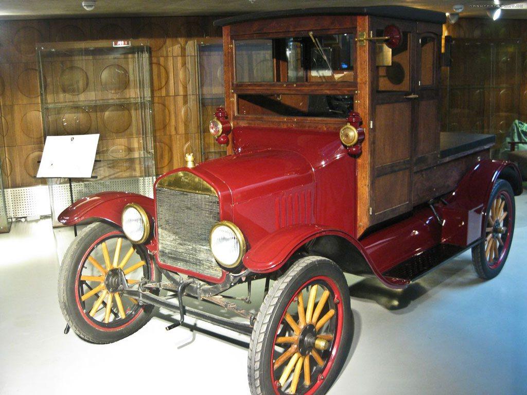 Легендарный Форд Т 1907 года