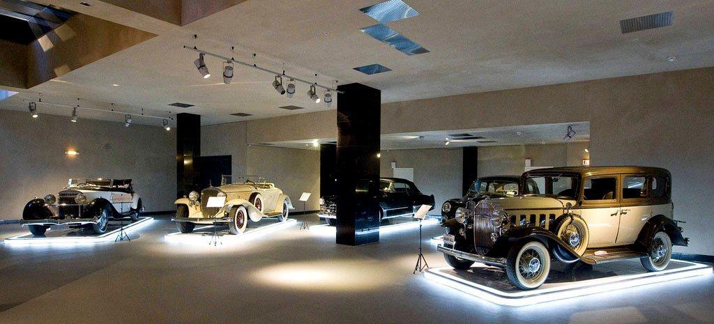Музей «Автовилль»