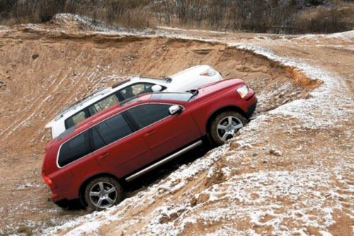 Ручной тормоз нужен и машине с АКПП