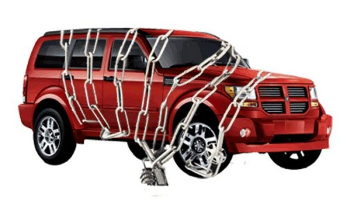 Защитите свой автомобиль