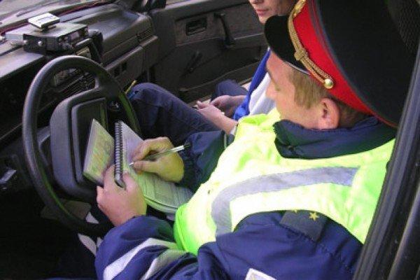 Штраф за езду с просроченным водительским удостоверением