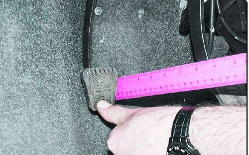 Тщательно замеряйте длину тросика