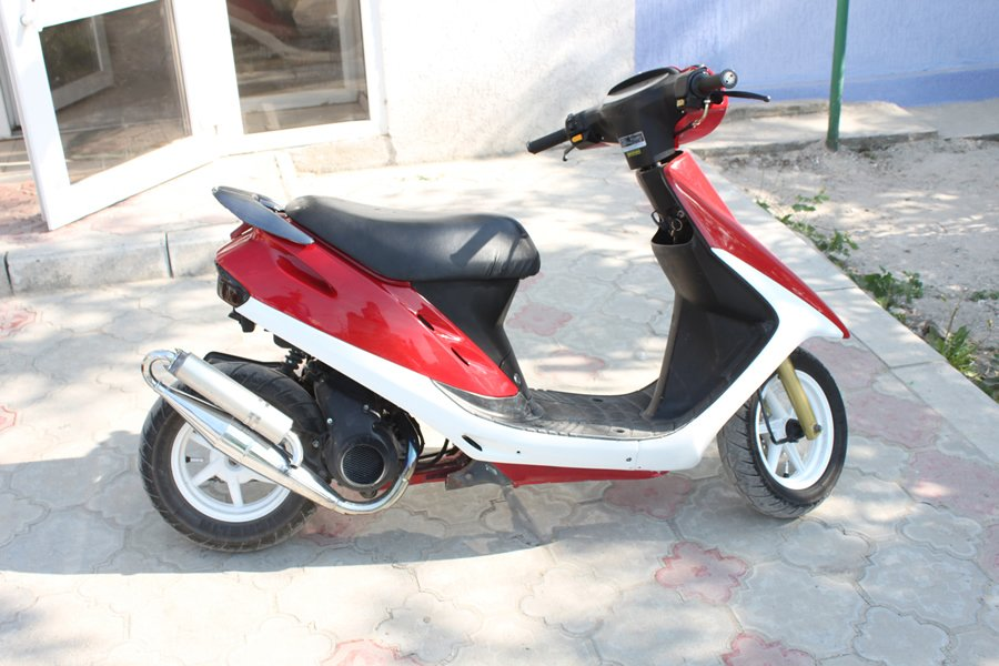 Завести скутер Хонда Дио 18