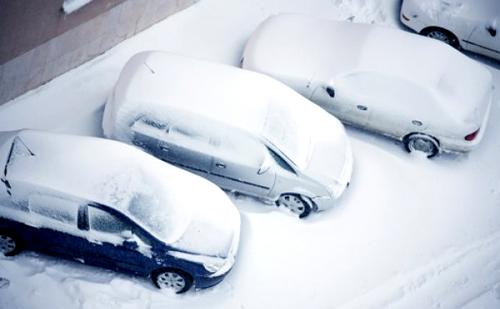 При соблюдении необходимых правил, вашему автомобилю зима не страшна!